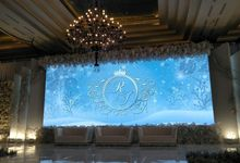 RENT LED PANEL BIG SCREEN by The Bride Photochology