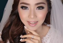 Wedding of Jason and Theresia by Vidi Daniel Makeup Artist managed by Andreas Zhu