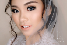 Wedding of Stephanus and Cindy by Vidi Daniel Makeup Artist managed by Andreas Zhu