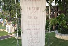 Eugene & Erika by Vido Sim