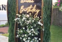 Anizha Birthday Party by Vido Sim