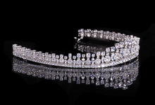 The wedding of Janet  by Vier Jewellery