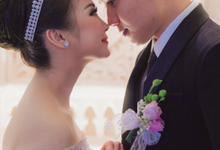 the wedding of Livia  by Vier Jewellery