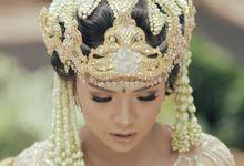 VIERNA & RIJAL - AKAD NIKAH by Promessa Weddings