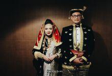 VIERNA & RIJAL - WEDDING RECEPTION by Promessa Weddings