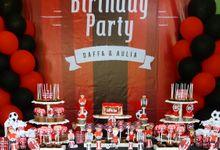 birthday decoration by mirrorart decoration