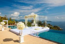Vila Aye Kamala Wedding March 2019 by Unique Phuket Wedding Planners
