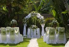 Wedding Venue Decoration by Bali Florist-Studio Alami
