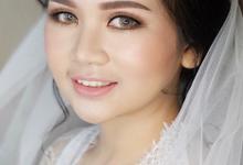 Brides by vima lokanatha