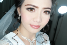 Wedding - Herta  by vinamakeupartist