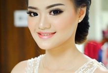Bride by Vinanathalia_mua