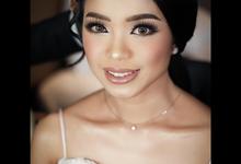 Bride 2021 by Vinanathalia_mua