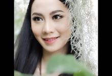 Bridal Project by Vinanathalia_mua