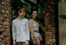 Vincent & Putri Wedding by AKSA Creative