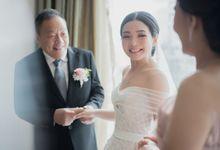 Prosesi Penjemputan Vincent & Beatrice by Skenoo Hall Emporium Pluit by IKK Wedding