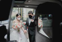 Menara Mandiri - Prosesi Penjemputan Vincent & Beatrice by IKK Wedding Venue