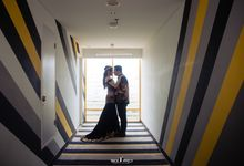 The Wedding of Fina & Vincent by Trickeffect