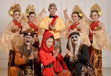 KESERUAN UPACARA ADAT BARENG AMBU by Sanggar Seni Sunda Gumintang