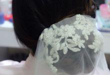 Wedding Makeup by Chrestella Lorita MUA