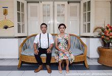 Vintage Prewedding by Creative Fotografi