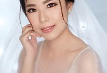 Bride Makeup by vinvin_makeup
