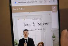 Ivan & Sylvani by Vio Buku Tamu RSVP