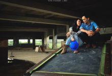 He and She // Ghea & Firsa by FOTOMU Photowork