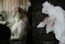Private Wedding While Covid-19 Pandemic by SLIGHT SHOES OFFICIAL SHOP
