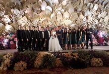 The Wedding Of Andri & Marsella by MC ADI CHANDRA
