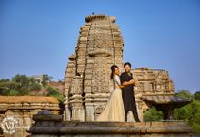 Aakanksha & Siddharth by vjharshaphoto