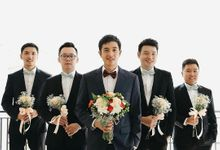 The Wedding Of BRIAN & DIANA by Illusion Entertainment & Organizer