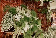 Prosesi Siraman, lamaran Rika & Geri by Photopholife_view