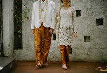 Febrina & Matej Wedding by Koncomoto