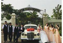 Chandra & Mesiane Wedding - 16 April 2017 by David Entertainment