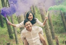 Prewedding Ajeng & Deka by Gracio Photography