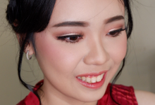 Engagement / Ting Jing / Sangjit by Vnimakeupartist