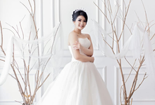 Wedding Gown by Vnimakeupartist