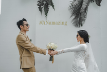 Ayu & Nabil Wedding by V'NIZE Organizer