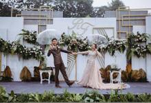 Farah & Rio Wedding by V'NIZE Organizer