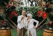 Nastiti & Dhio Wedding by V'NIZE Organizer