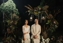 Tamara & Michael Wedding by V'NIZE Organizer