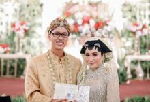 Ana & Dhani Wedding by V'NIZE Organizer