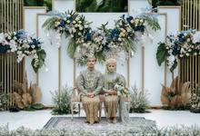 Zia & Gilang Wedding by V'NIZE Organizer
