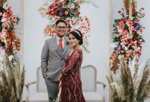 Fitri & Wisnu Wedding by V'NIZE Organizer