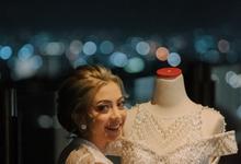 Fannisa & Angga Wedding by V'NIZE Organizer