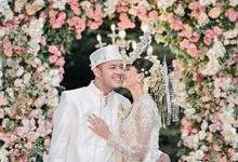 Alissa & Gariz Wedding by V'NIZE Organizer