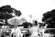 Sasha & Pandu Wedding by V'NIZE Organizer