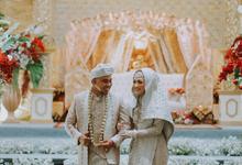Bella & Rama Wedding by V'NIZE Organizer