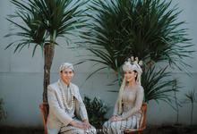Meli & Khalid Wedding by V'NIZE Organizer