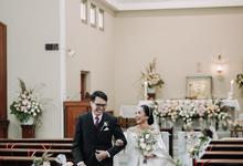 Ana & Aldo Wedding by V'NIZE Organizer